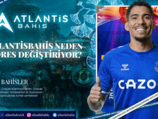 Atlantisbahis Neden Adres Değiştiriyor