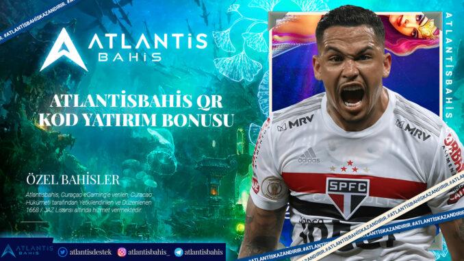 Atlantisbahis QR Kod Yatırım Bonusu