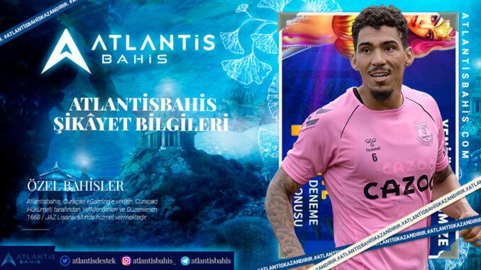 Atlantisbahis Şikâyet Bilgileri