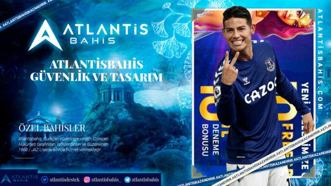 Atlantisbahis Güvenlik ve Tasarım