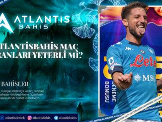Atlantisbahis Maç Oranları Yeterli Mi