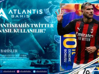 Atlantisbahis Twitter Nasıl Kullanılır
