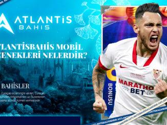 Atlantisbahis Mobil Seçenekleri Nelerdir