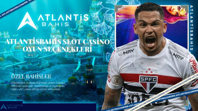 Atlantisbahis Slot Casino Oyun Seçenekleri