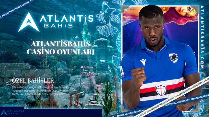 Atlantisbahis casino oyunları
