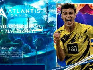 Atlantisbahis Tv Maç Hizmeti
