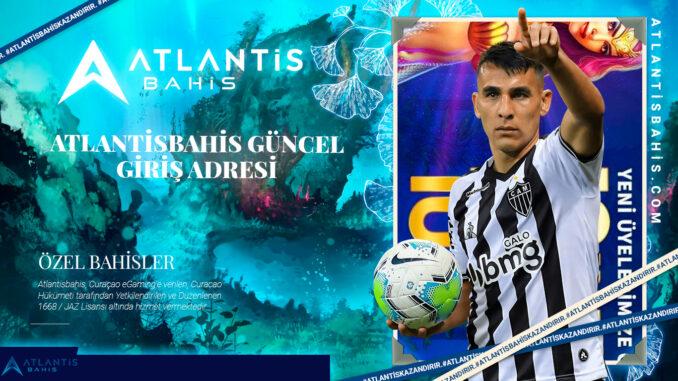 Atlantisbahis güncel giriş adresi