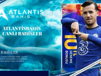 Atlantisbahis Canlı bahisler