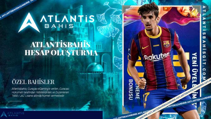 Atlantisbahis Hesap Oluşturma
