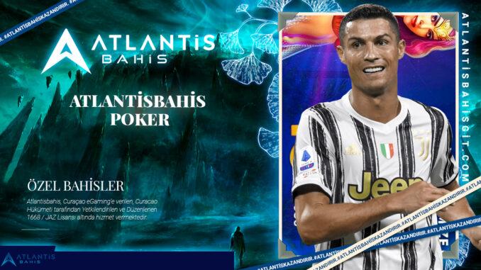Atlantisbahis poker