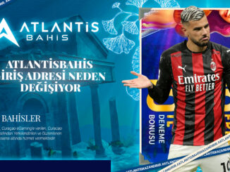 Atlantisbahis Giriş Adresi Neden Değişiyor