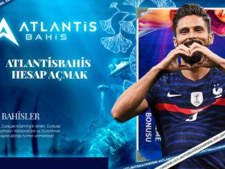 Atlantisbahis Hesap Açmak