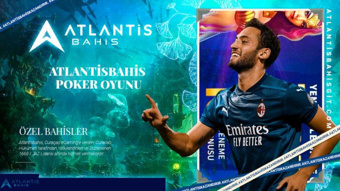 Atlantisbahis poker oyunu